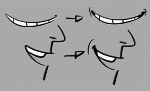 Tutorial para dibujar la boca, de GRIZandNORM